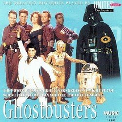Ghostbusters 声带 (Various Artists) - CD封面
