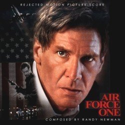 Air Force One Soundtrack (Randy Newman) - CD cover