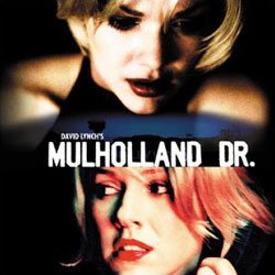 Mulholland Dr. Soundtrack (Angelo Badalamenti) - CD-Cover