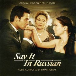 Say It in Russian Soundtrack (Pinar Toprak) - CD cover