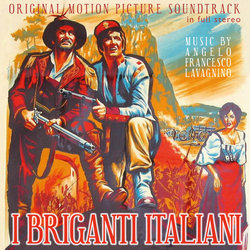 I Briganti Italiani Soundtrack (Angelo Francesco Lavagnino) - Carátula