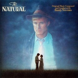 The Natural Soundtrack (Randy Newman) - CD cover