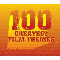 100 Greatest Film Themes Colonna sonora (Various Artists) - Copertina del CD