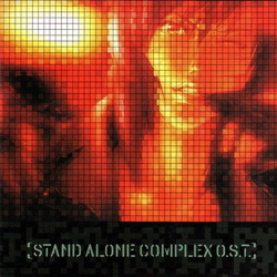 Ghost in the Shell: Stand Alone Complex Soundtrack (Yôko Kanno) - CD cover