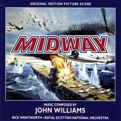 Midway Soundtrack (John Williams) - CD-Cover