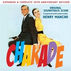 Charade - 50th Anniversary Edition Soundtrack (Henry Mancini) - CD cover