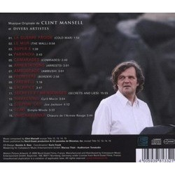 L'Affaire Farewell Bande Originale (Clint Mansell) - CD Arrière