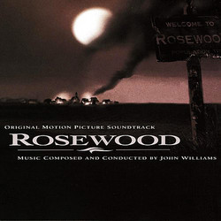 Rosewood Soundtrack (John Williams) - CD cover