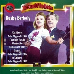 Busby Berkely - The Sound of the Movies Soundtrack (Various Artists, Busby Berkeley) - CD-Cover