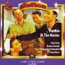 Frankie At the Movies Soundtrack (Various Artists, Frank Sinatra) - Carátula