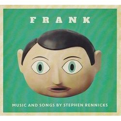 Frank Soundtrack (Various Artists, Stephen Rennicks) - CD cover