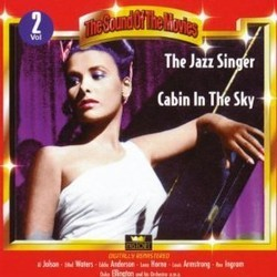 The Jazz Singer / Cabin in the Sky Soundtrack (George Bassman, Roger Edens, Louis Silvers) - CD cover