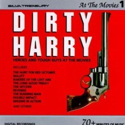 Dirty Harry: Heroes and Tough Guys at the Movies 声带 (Various Artists) - CD封面