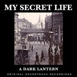 A Dark Lantern Soundtrack (Dominic Crawford Collins) - CD cover