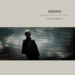 Samurai Soundtrack (Ezequiel Menalled) - CD cover