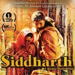 Siddharth Soundtrack (Andrew Lockington) - CD cover