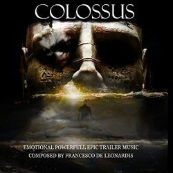 Colossus Soundtrack  (Francesco De Leonardis) - CD cover