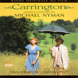 Carrington Bande Originale (Michael Nyman) - Pochettes de CD