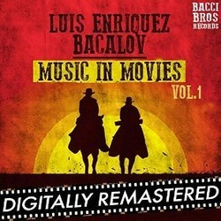Luis Enriquez Bavalov Music in Movies - Vol. 1 Soundtrack (Luis Bacalov) - CD cover