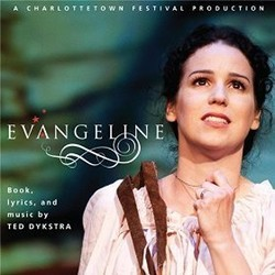 Evangeline Soundtrack (Ted Dykstra, Ted Dykstra) - CD cover