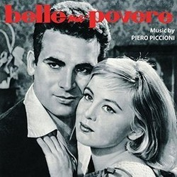 Belle ma povere Soundtrack (Piero Piccioni) - CD cover