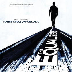 The Equalizer Soundtrack (Harry Gregson-Williams) - CD cover