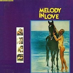 Melody in Love Soundtrack  (Gerhard Heinz) - CD cover