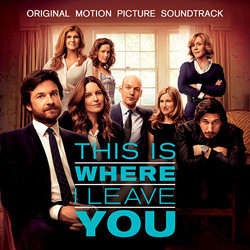 This Is Where I Leave You Soundtrack (Various Artists) - CD cover