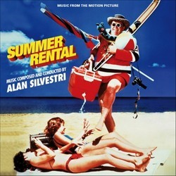 Summer Rental/Critical Condition Soundtrack  (Alan Silvestri) - CD cover