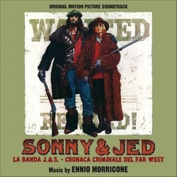 Un Genio, due compari, un pollo/Sonny & Jed Soundtrack (Ennio Morricone) - CD cover
