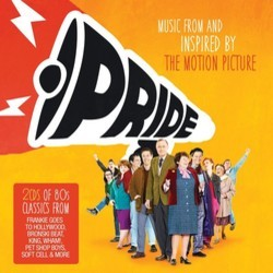 Pride Soundtrack (Christopher Nightingale) - CD cover
