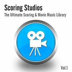 The Ultimate Scoring & Movie Music Library, Vol. 1 Soundtrack (Scoring Studios) - CD cover