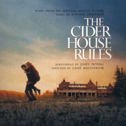 The Cider House Rules Soundtrack (Rachel Portman) - CD cover