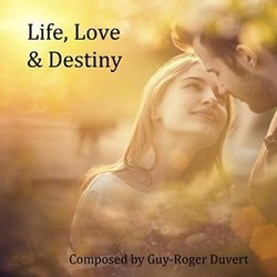 Live, Love & Destiny Soundtrack (Guy-Roger Duvert) - CD cover