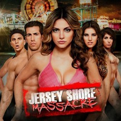 Jersey Shore Massacre Soundtrack (Various Artists) - CD cover
