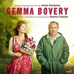 Gemma Bovery Soundtrack (Bruno Coulais) - CD cover