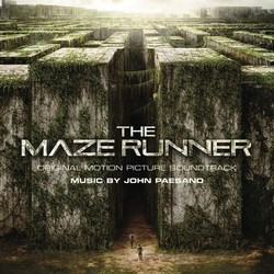 The Maze Runner Soundtrack (John Paesano) - CD cover