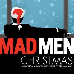 Mad Men: Christmas Soundtrack (Various Artists) - CD cover