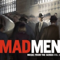 Mad Men: Music from the Series Vol. 2 Bande Originale (Various Artists, David Carbonara) - Pochettes de CD