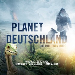 Planet Deutschland Soundtrack (Markus Lehmann-Horn) - CD cover