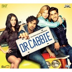 Dr. Cabbie Soundtrack (Various Artists) - CD cover