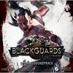 Blackguards Soundtrack (Dominik Morgenroth, Daniel Pharos) - CD cover