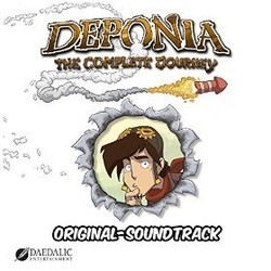 Deponia: The Complete Journey Original Daedalic Entertainment Game Soundtrack