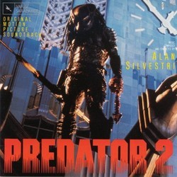 Predator 2 Soundtrack (Alan Silvestri) - Car�tula