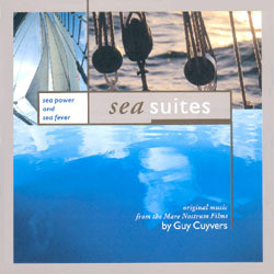 Sea Suites Soundtrack (Guy Cuyvers) - CD cover