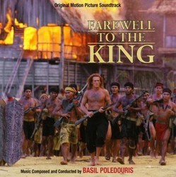 Farewell to the King Soundtrack (Basil Poledouris) - Car�tula