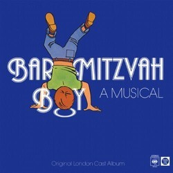 Bar Mitzvah Boy Soundtrack (Don Black, Jule Styne) - Carátula