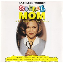 Serial Mom Soundtrack (Basil Poledouris) - Car�tula