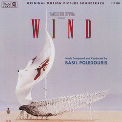 Wind Soundtrack (Basil Poledouris) - Carátula
