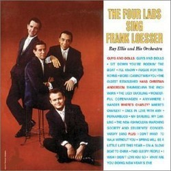 Four Lads Sing Frank Loesser Colonna sonora (The Four Lads, Frank Loesser) - Copertina del CD